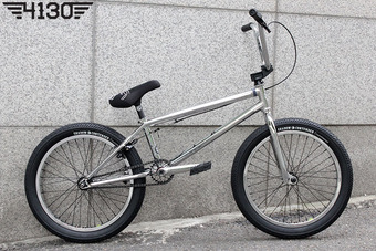"KINK TITAN 20.5""TT Super Custom BMX [Chrome Edition]"