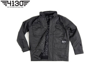 SHADOW Decisive Jacket -Black-