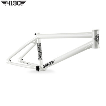 FLY SAVANNA FRAME 21 TT -Gloss Pearl White- [Courage Adams S.G]