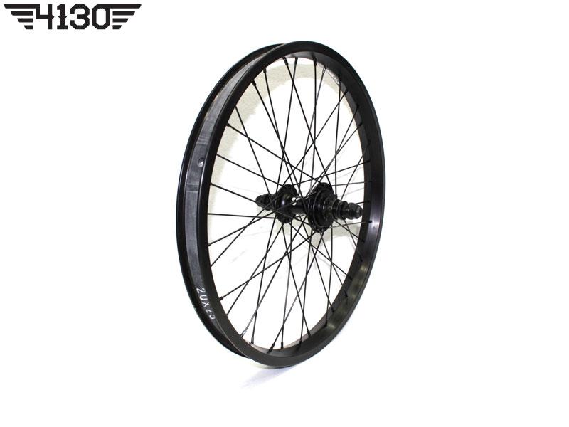 FLY Trebol Rear Wheel Set -Flat Black- [우 / 좌구동 중 선택]